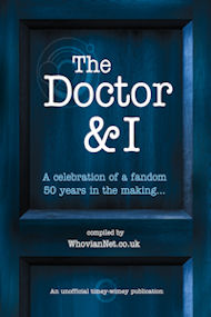 Pre-order WhovianNet's 'The Doctor & I'