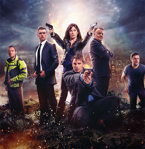 Find out more about the brand new audio series of Torchwood, Aliens Among Us